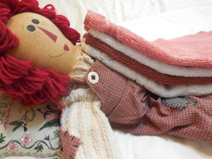 4 blankets