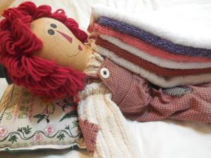 6 blankets