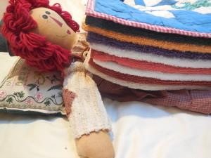 9 blankets