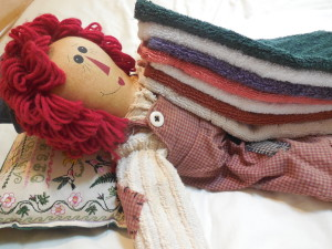 seven blankets
