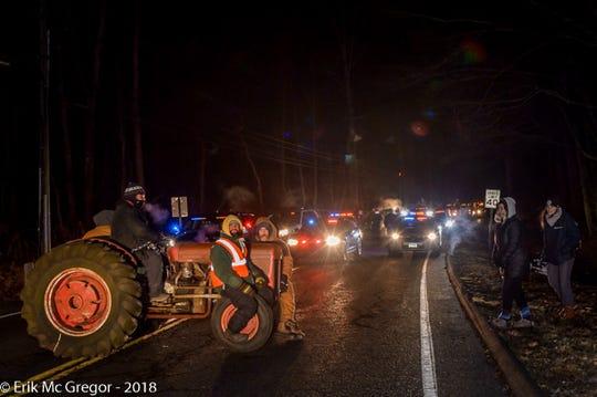 CVE tractor